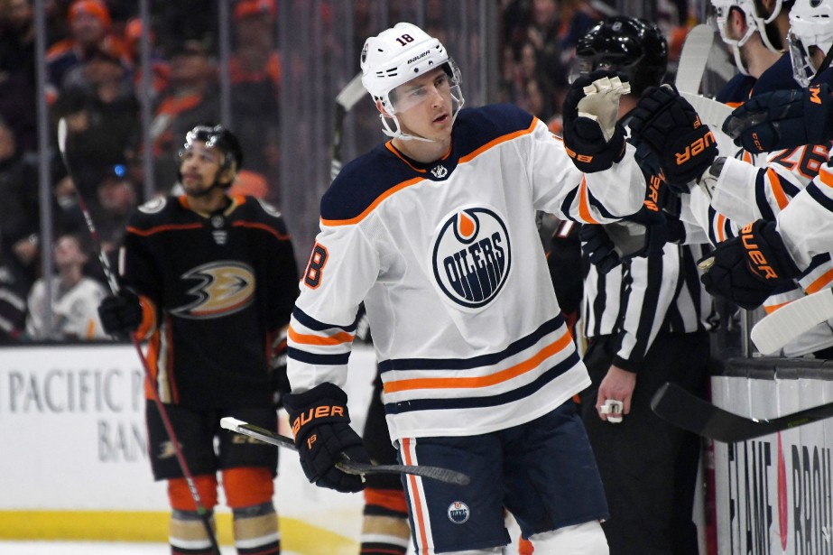 Ryan Strome a disputé les 82 matchs des... (Photo Kirby Lee, archives USA Today Sports)