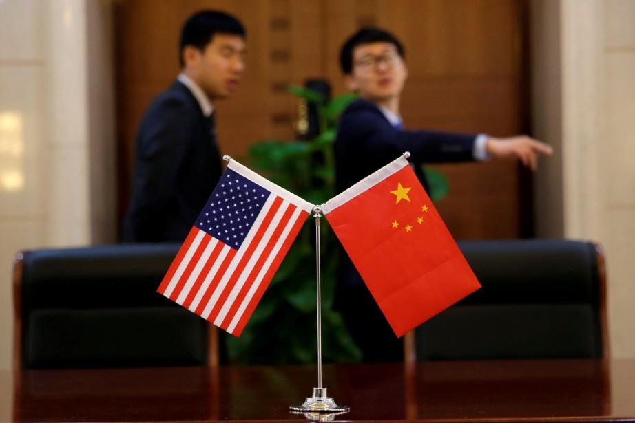 Pékin avait promis «de ne pas tirer la... (REUTERS)