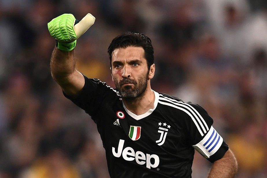 Gianluigi Buffon a quitté la Juventus de Turin... (Photo Marco Bertorello, archives Agence France-Presse)