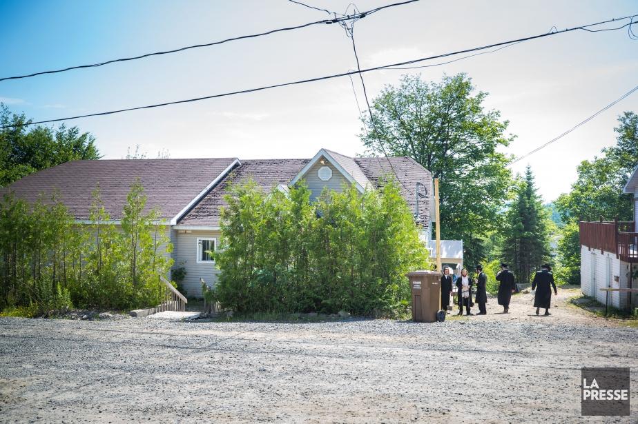 Depuis août 2015, la Ville de Sainte-Agathe-des-Monts demandait... (PHOTO OLIVIER PONTBRIAND, LA PRESSE)