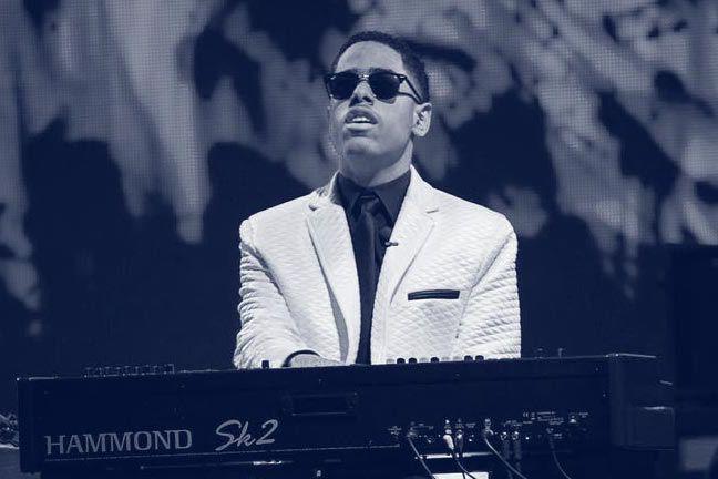 Matthew Whitaker... (Photo fournie par le Festival international de jazz de Montréal)