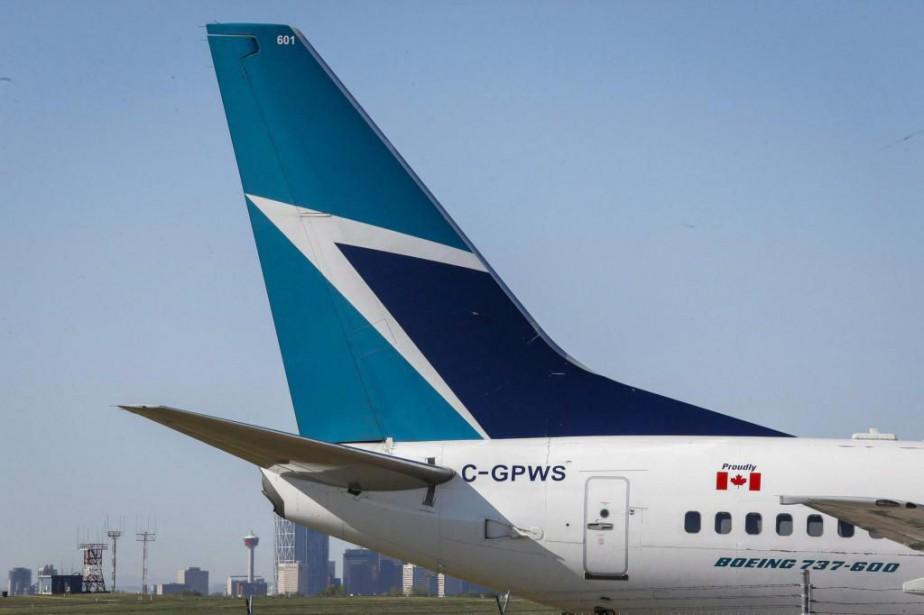 L'incident s'est produit alors qu'un passager essayait de... (Photo archives La Presse canadienne)