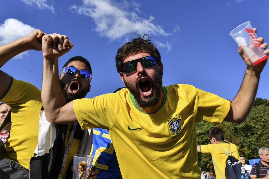 Seuls Douglas Costa et Philippe Coutinho se sont... (AFP)