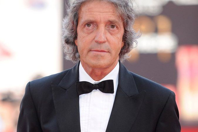 Le cinéaste italien CarloVanzina... (photo tirée du site 95047.it)