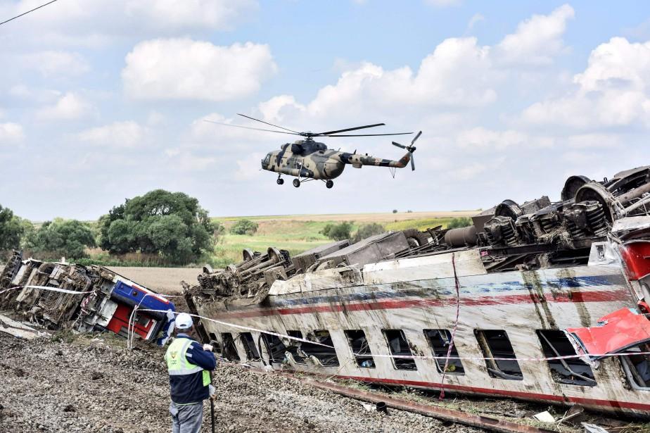 Le train transportant 362 passagers provenait de Kapikule,... (AFP)