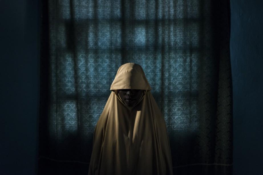 «Ces 8 filles et 175 garçons sont avant... (Photo Archives New York Times)