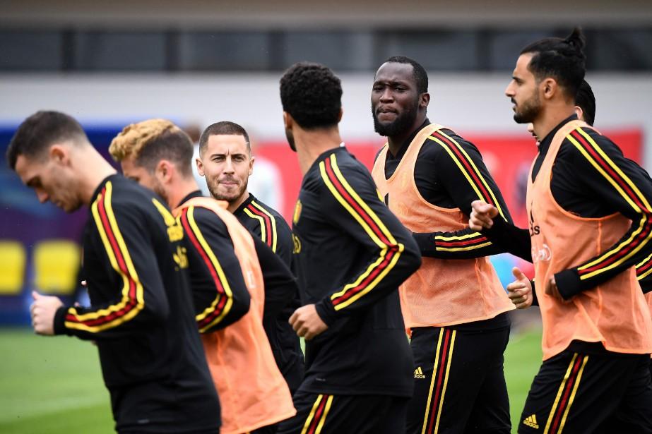 La Belgique offre de nombreuses menaces au sein... (Photo Franck Fife, AFP)