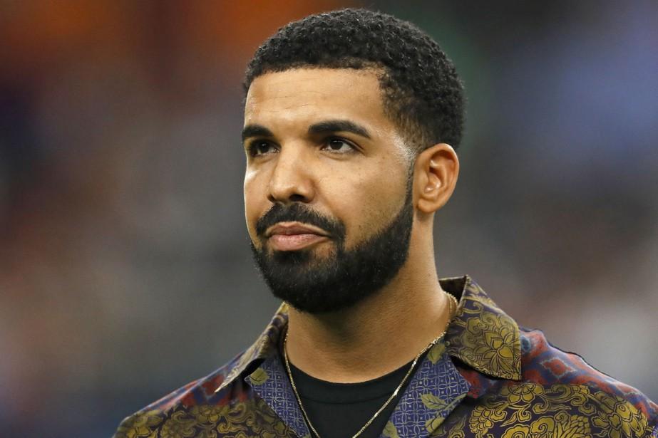 Le dernier album du rappeur Drake a battu... (Photo archives AFP)