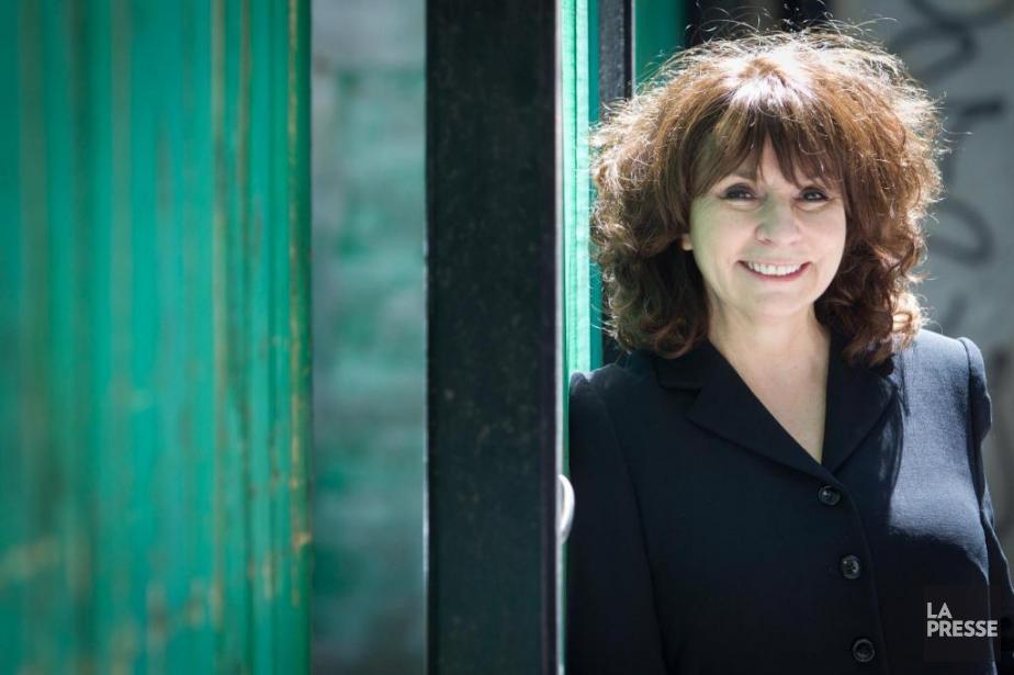 Depuis dimanche dernier, Christiane Charette est de retour... (PHOTO OLIVIER JEAN, ARCHIVES LA PRESSE)