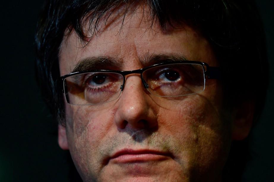 Au total, 25 dirigeants séparatistes catalans sont inculpés... (Photo Archives AFP)