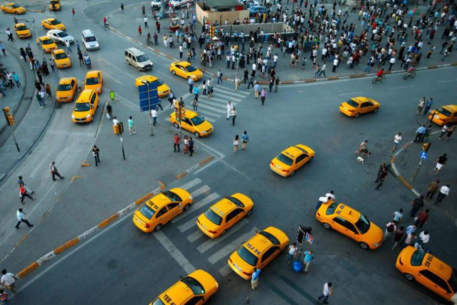 Les taxis diffèrent d'une ville à l'autre, tout... (photo archives reuters)
