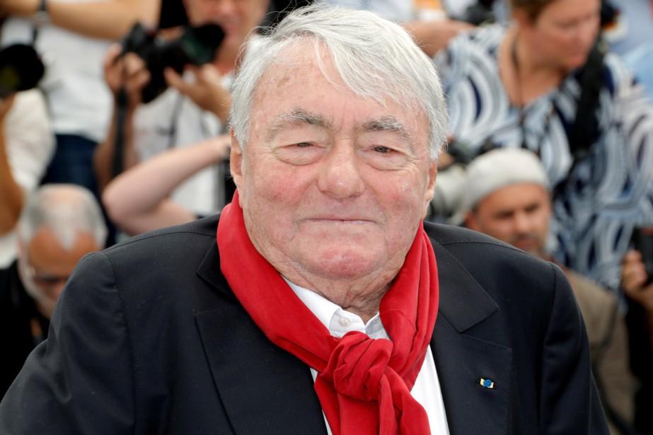 Claude Lanzmann au Festival de Cannes en mai... (PHOTO ARCHIVES REUTERS)