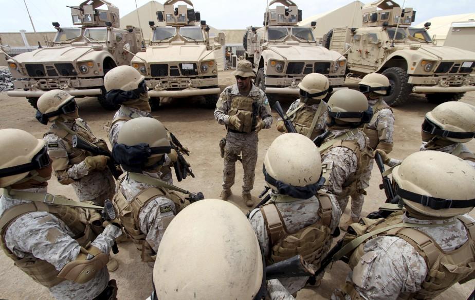 L'Arabie saoudite a accordé un pardon royal à ses soldats... (PHOTO REUTERS)
