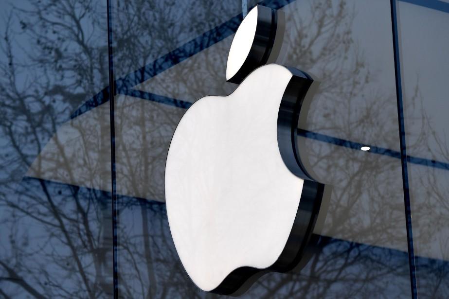 Xiaolang Zhang avait été embauché par Apple en... (Photo Emmanuel Dunand, Archives AFP)