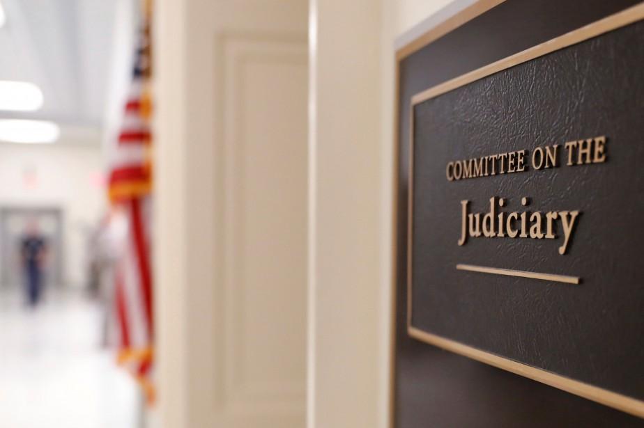 Selon le président de la commission judiciaire, l'ex-juriste... (PHOTO REUTERS)