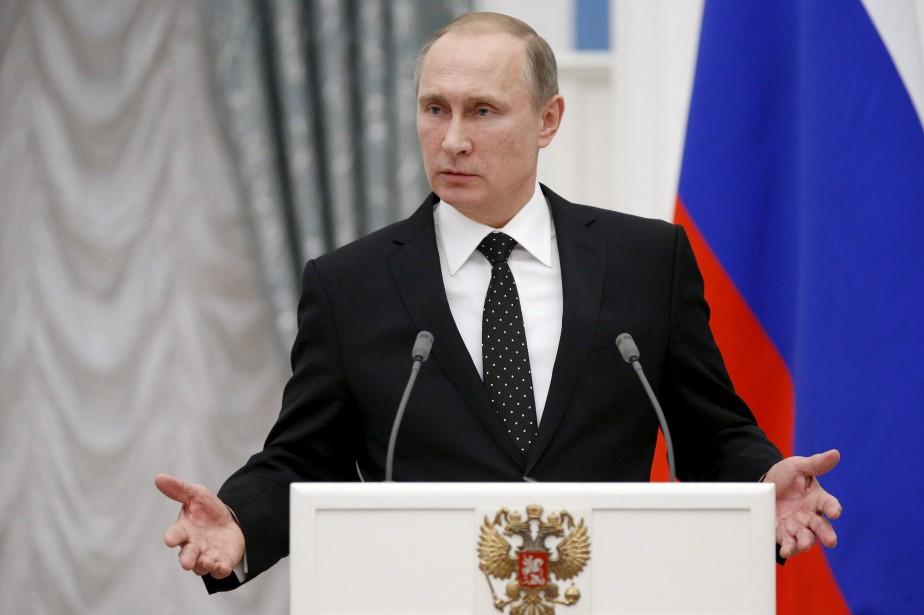 Le décret, signé jeudi par M.Poutine, prolonge «jusqu'au... (Photo Archives, REUTERS)