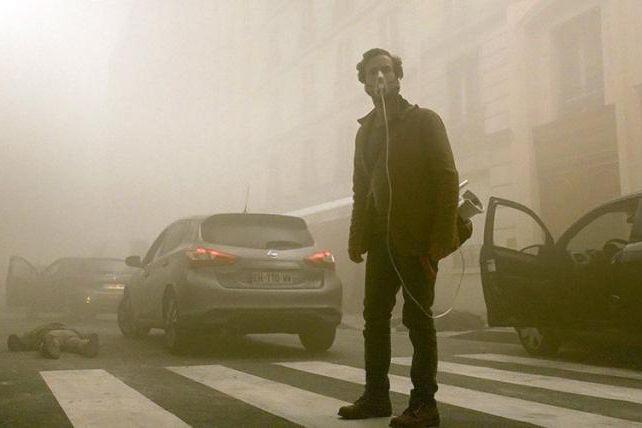 L'acteurRomain Duris dans une scène du film Dans... (Photo fournie par Les Films Séville)