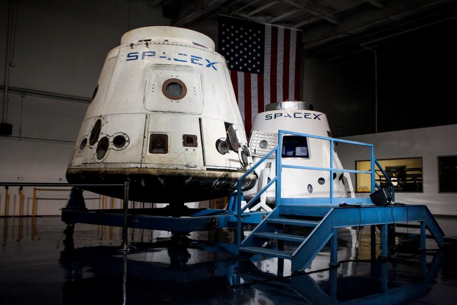 Conséquence: la NASA risque de ne plus avoir... (PHOTO Bret Hartman, ARCHIVES REUTERS)