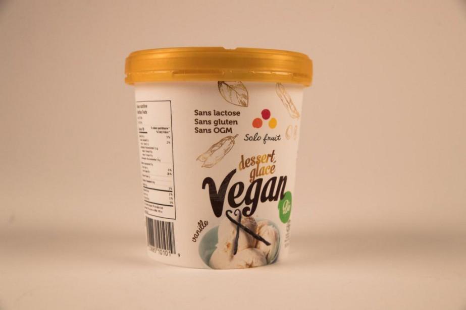 C'est vrai, cette crème-glacée-sans-crème fabriquée au Québec est... (Photo Ivanoh Demers, La Presse)