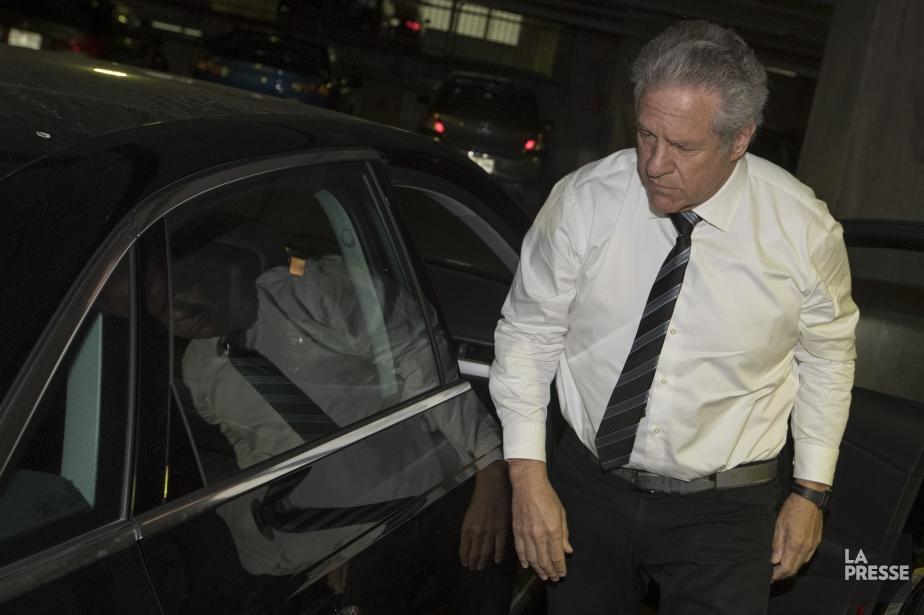 Tony Accurso... (Photo Ivanoh Demers, La Presse)