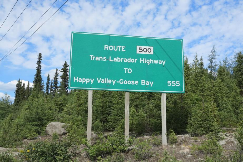 La communauté de NunatuKavut, sur la côte sud du Labrador,... (PHOTO WIKICOMMONS)