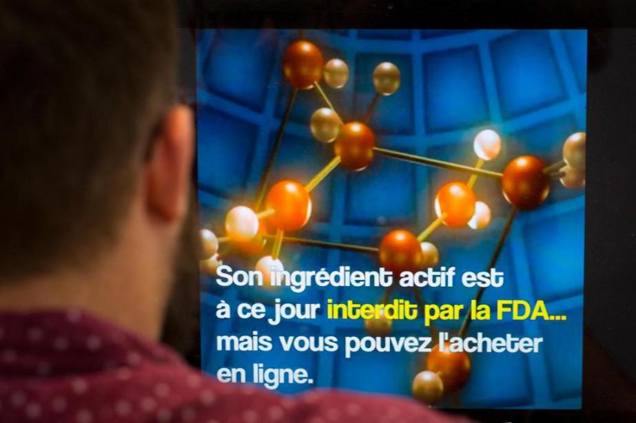 L'Organisation pour la science et la société de... (PHOTO OLIVIERJEAN, LA PRESSE)
