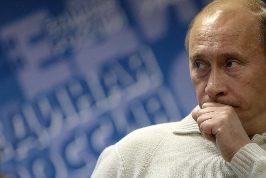 La Russie et les États-Unispréparent une déclaration commune... (photo NATALIA KOLESNIKOVA, archives AFP)