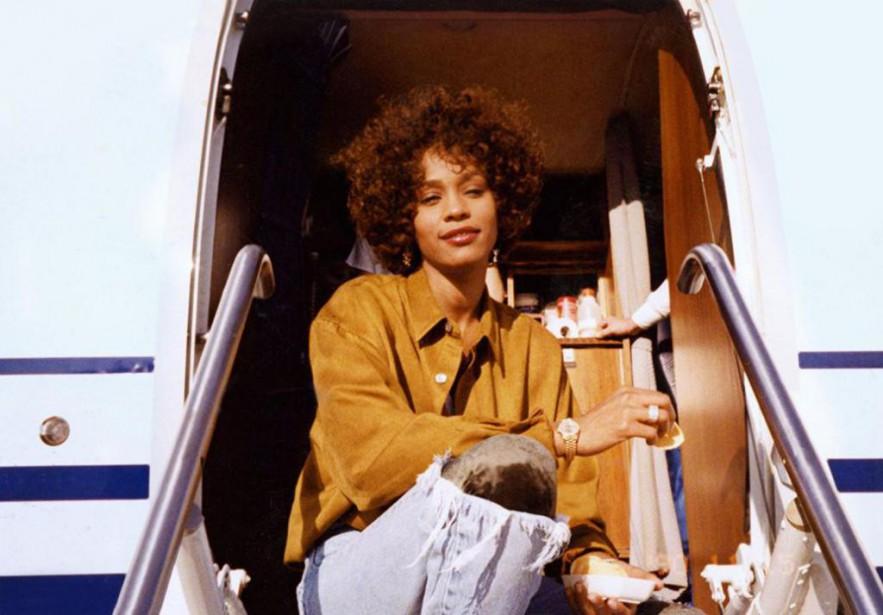 Une scène de Whitney... (Photo fournie parRoadside Attractions)