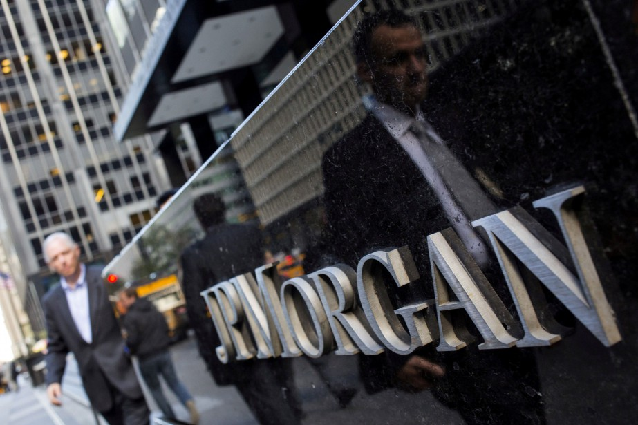 JPMorgan Chase a vu son bénéfice net bondir... (PHOTO ARCHIVES REUTERS)