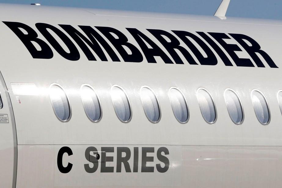 La C Series vient d'être renommé A220 après... (Photo Regis Duvignau, Archives Reuters)