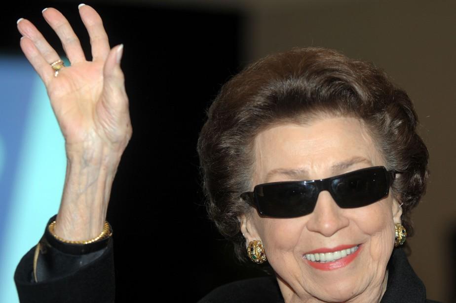 Nancy Sinatra en 2007... (PHOTO Gabriel BOUYS, ARCHIVES AFP)