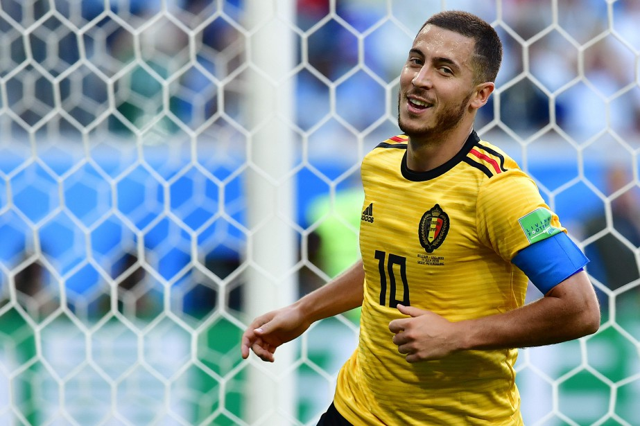Eden Hazard... (AFP)