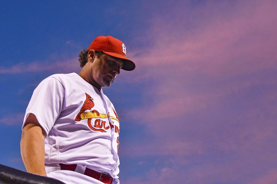 Les Cardinals ont pris part aux séries lors... (Photo Archives USA TODAY Sports)