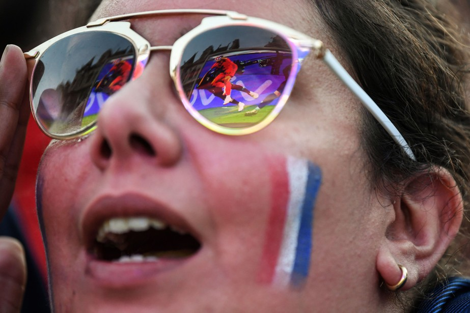 Le sentiment que le tournoi russe est une... (AFP)