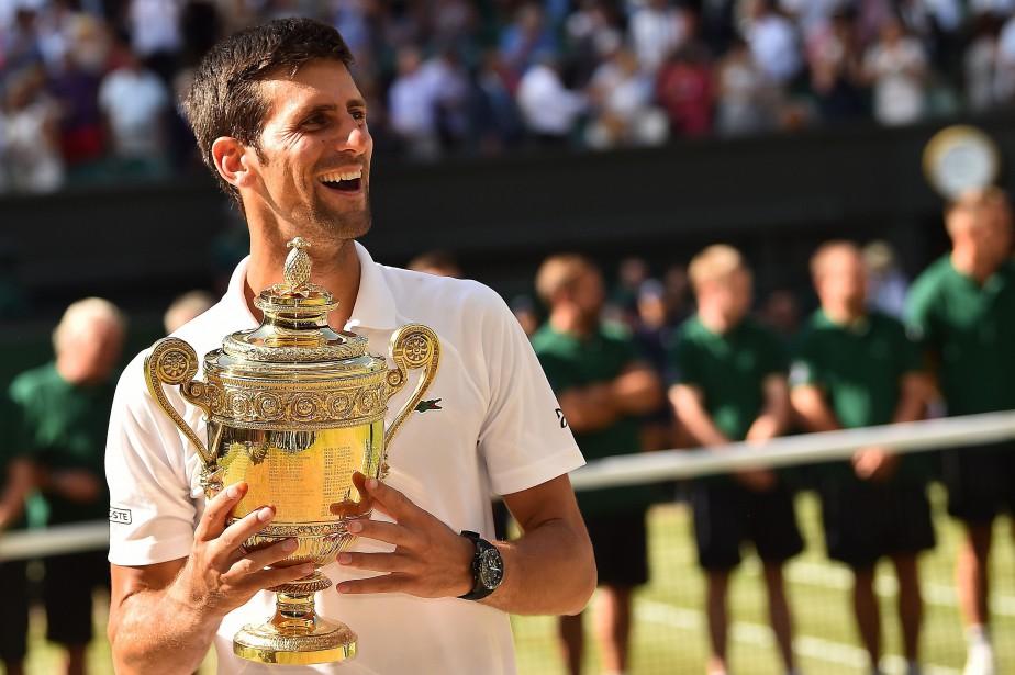 Novak Djokovic va réintégrer le top 10 pour... (PHOTO AFP)