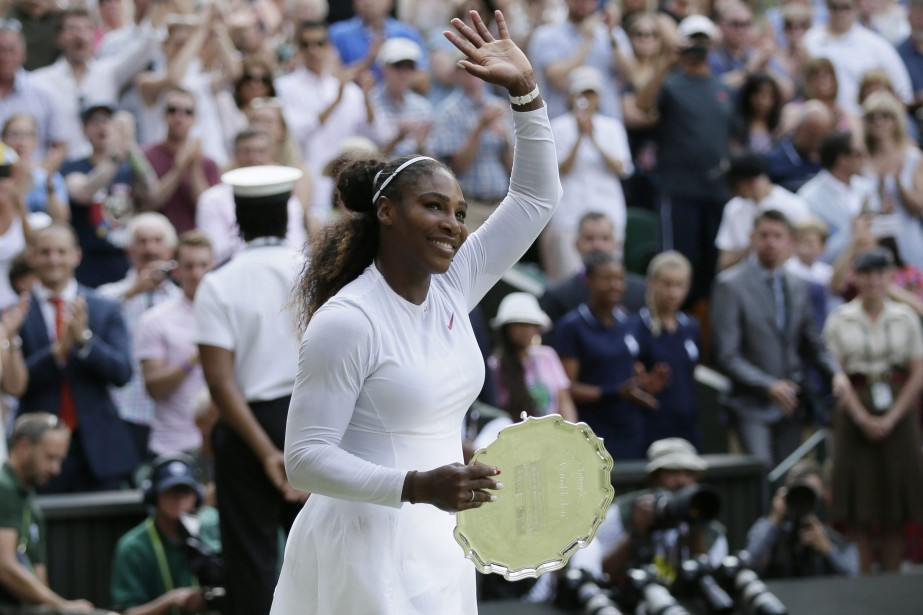Serena Williams a atteint la finale du tournoi... (Photo Tim Ireland, AP)