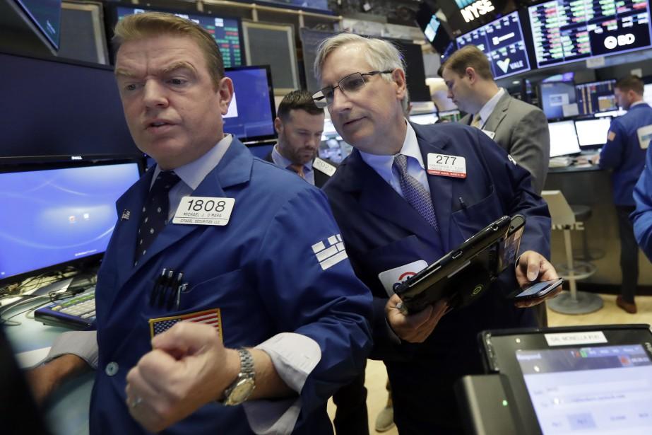 «Le marché affiche un manque de conviction à... (Photo Archives Associated Press)