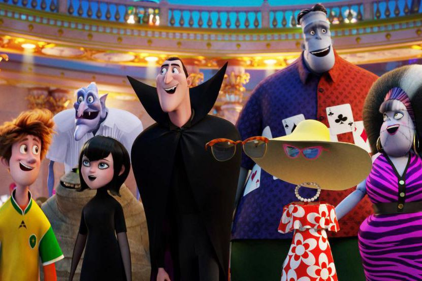 Hotel Transylvania3: Summer Vacation... (Photo fournie parSony Pictures Animation, Associated Press)