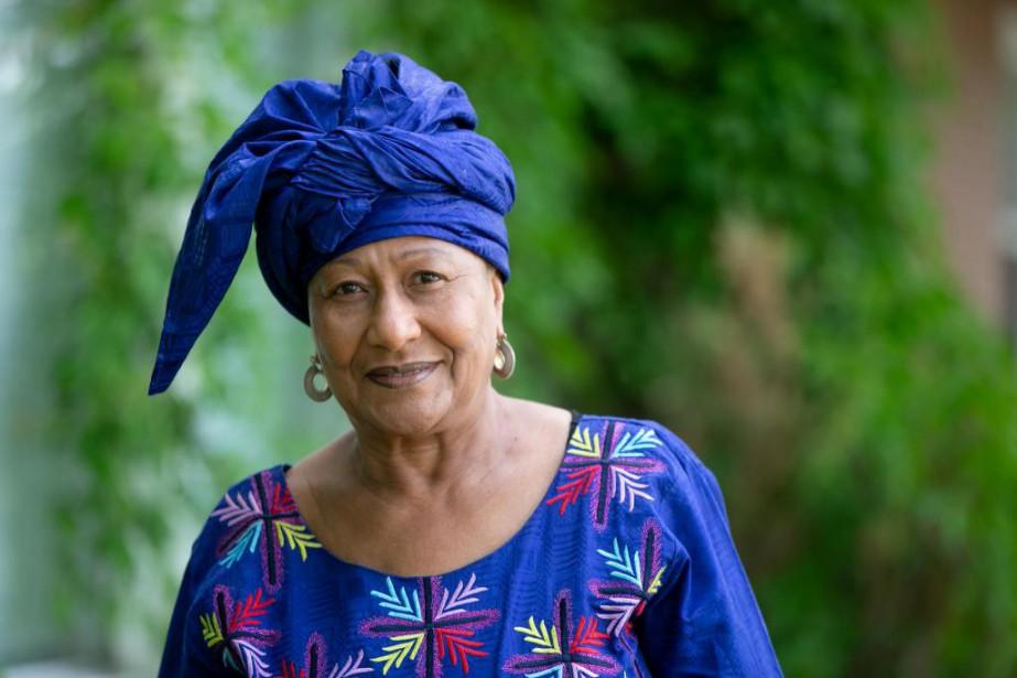 Ndèye Marie Fall, 75 ans, Québec (Saint-Sacrement)... (Photo David Boily, La Presse)