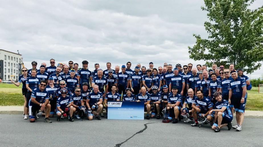 Lowe's Canada a fait don de 1 225... (Photo fournie par Lowe's)