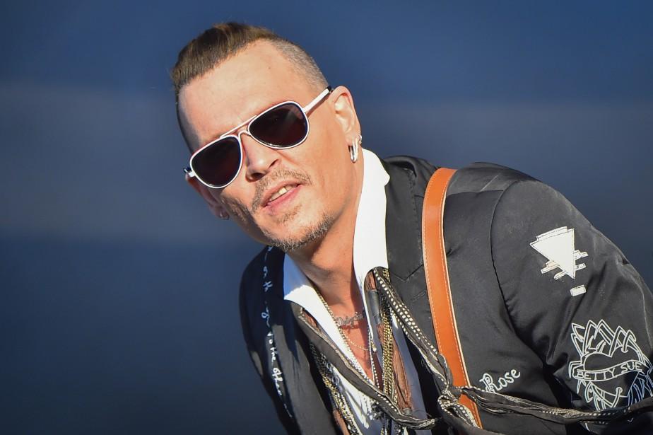 Selon le magazine Rolling Stone,Johnny Depp aurait accumulé... (ARCHIVES AFP)