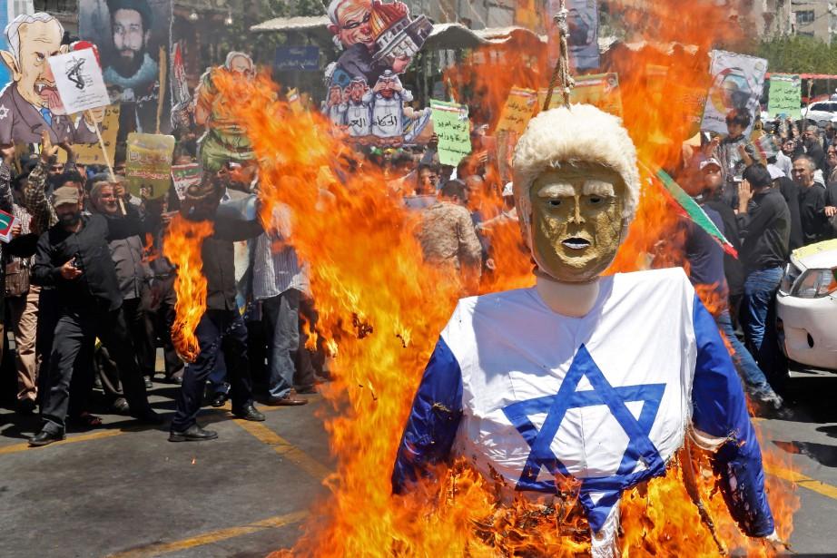 Des manifestations de colère contre le pouvoir, mais... (PHOTO AFP)
