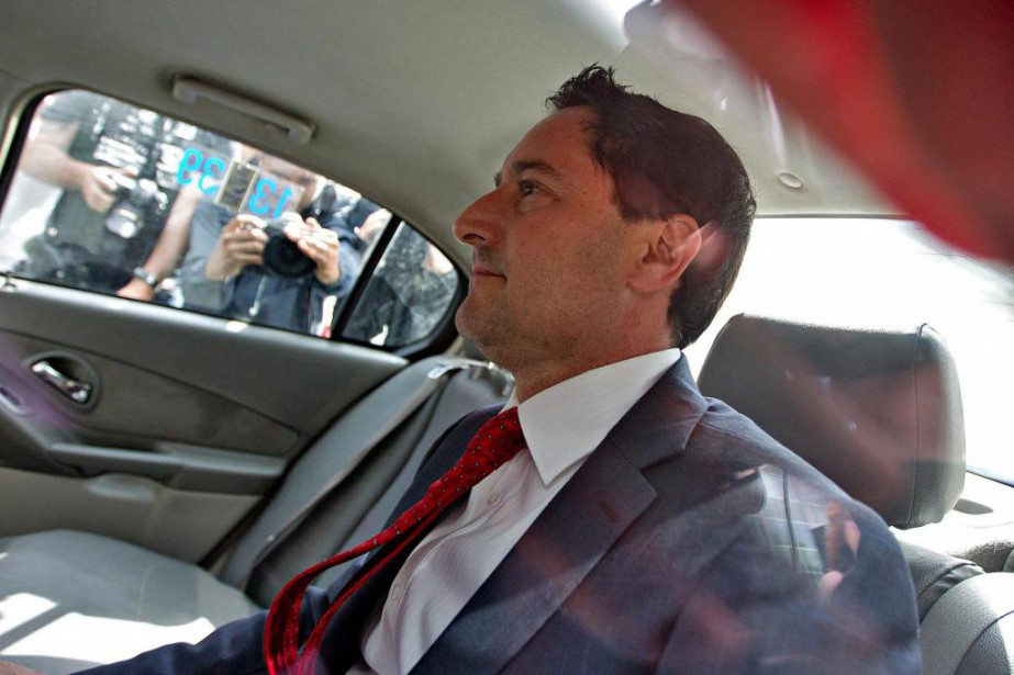 En 2013, Michael Applebaum est devenu le premier... (Photo Patrick Sanfaçon, Archives La Presse)