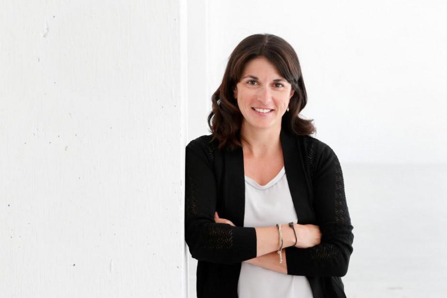 Valérie Pisano a été nommée, il y a... (Photo Robert Skinner, La Presse)