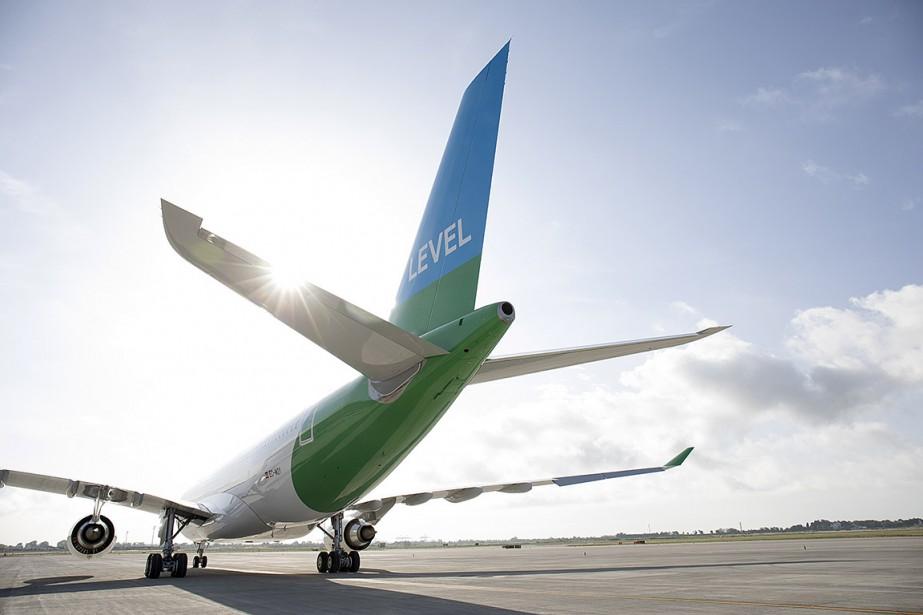 L'entreprise Level est une filiale du transporteur Iberia.... (Photo tirée de www.flylevel.com)
