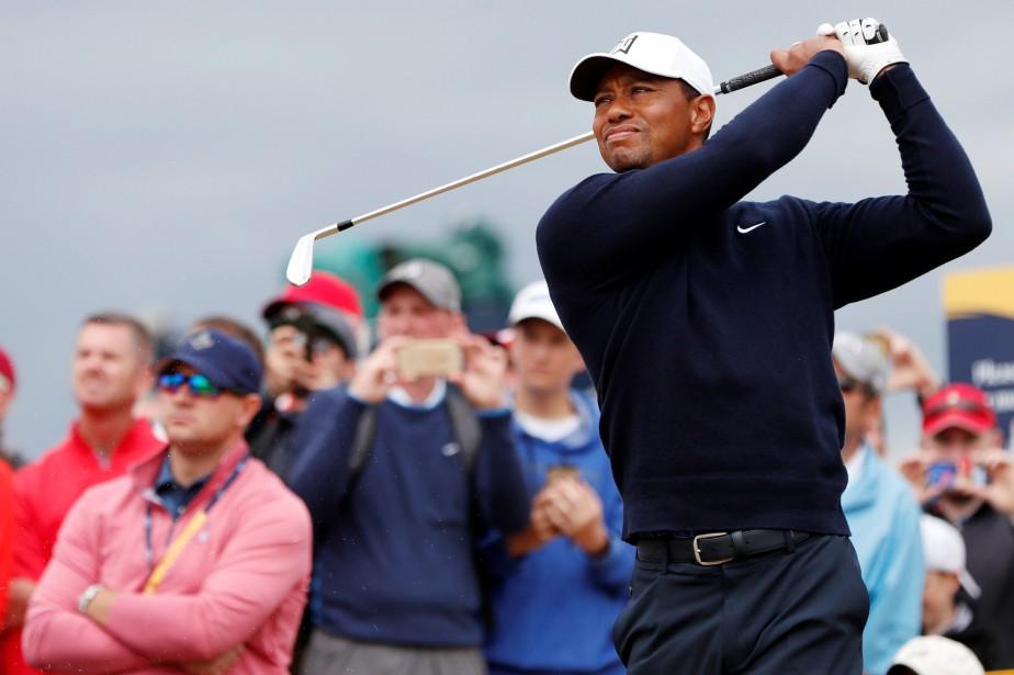 Tiger Woodsdit se sentir de mieux en mieux... (Photo Paul Childs, Reuters)