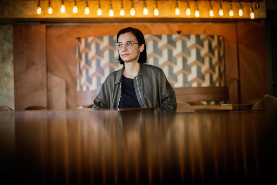 Chloé Robichaud... (Photo Olivier Jean, Archives La Presse)
