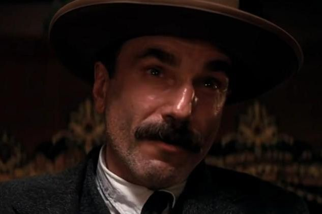 Daniel Day Lewis dans There Will Be Blood... (Photo fournie par Paramount)