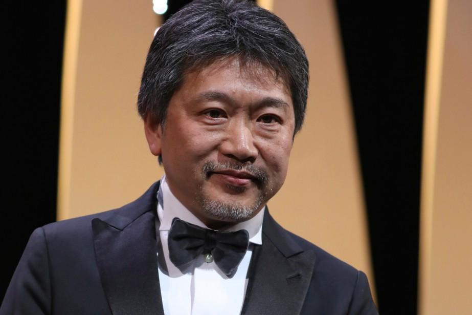Hirokazu Kore-eda au Festival de Cannes en mai... (Photo archives AFP)