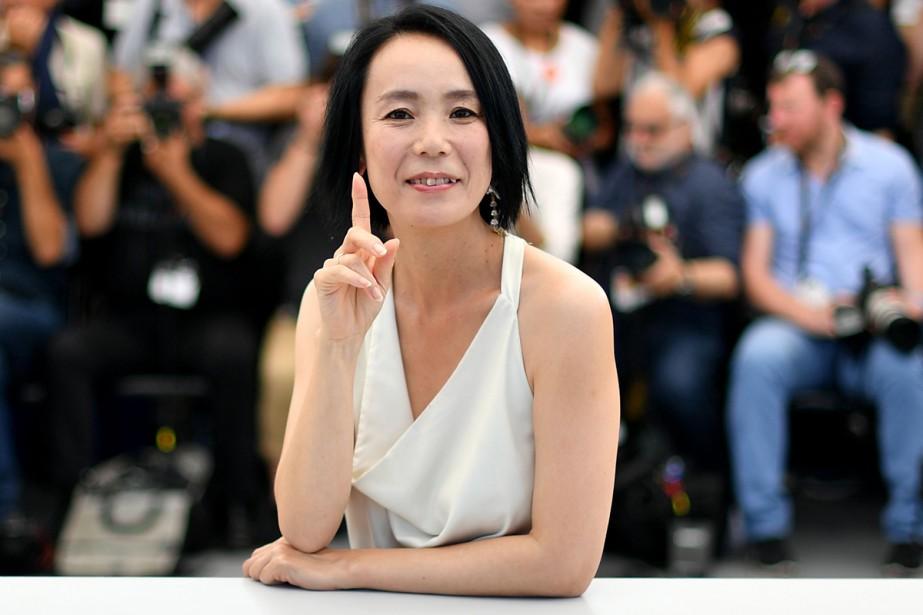 La cinéaste Naomi Kawase au Festival de Cannes... (Photo archives AFP)